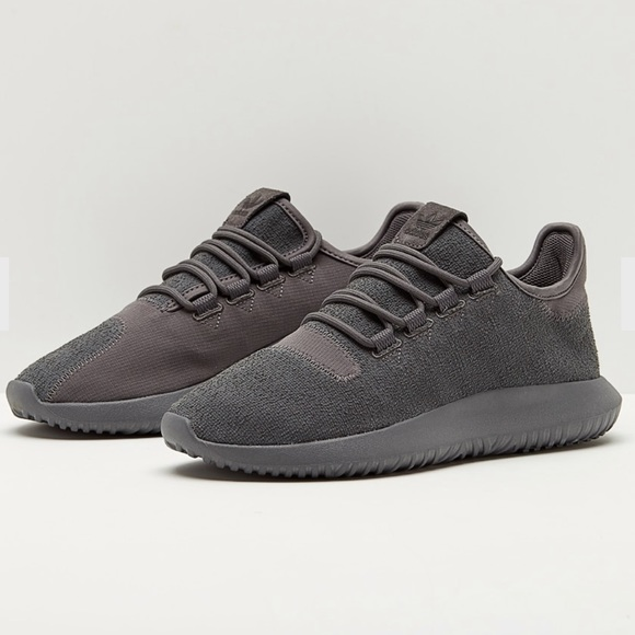 842092ff3 Womens Adidas Originals Tubular Shadow (grey five)